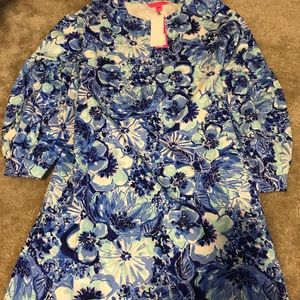NWT Lilly Bartlett Dress catch n keep